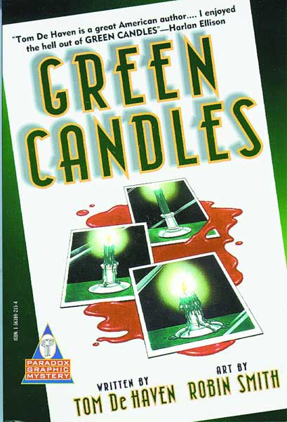Image: Green Candles SC  - DC Comics