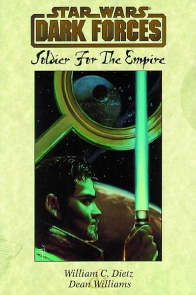 Image: Star Wars: Dark Forces - A Soldier for the Empire GSA HC  - Dark Horse Comics