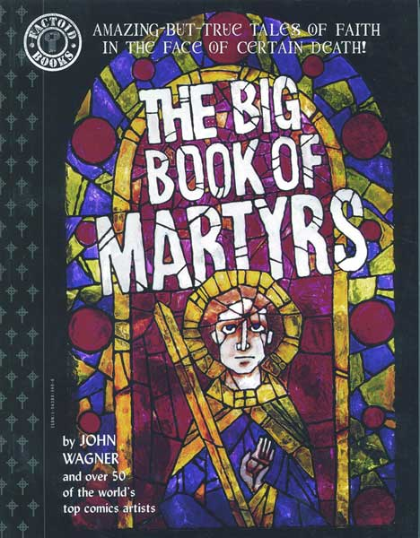 Image: Big Book of Martyrs SC  - DC Comics