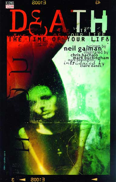 Image: Death: The Time of Your Life SC  - DC Comics