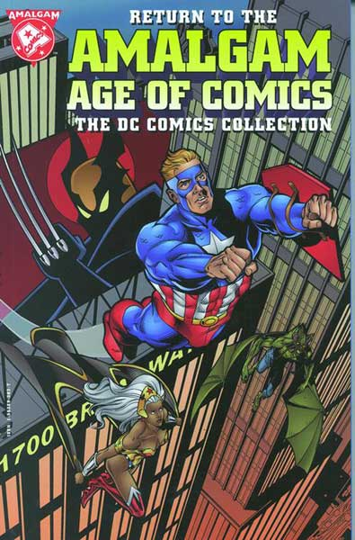 Image: Return to the Amalgam Age of Comics - DC Collection SC  - DC Comics