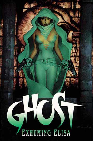 Image: Ghost: Exhuming Elisa SC  - Dark Horse Comics