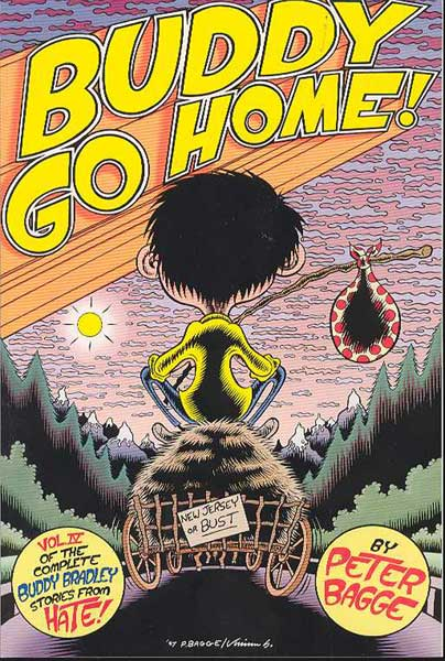 Image: Hate: Buddy Go Home SC  - Fantagraphics Books