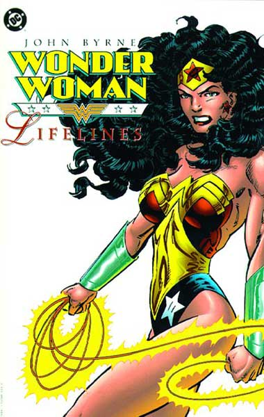 Image: Wonder Woman: Lifelines SC  - DC Comics