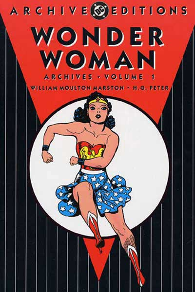 Image: Wonder Woman Archives Vol. 01 HC  - DC Comics