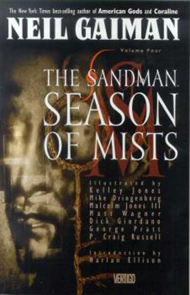 Image: Sandman Vol. 04: Season of Mists SC  - DC Comics