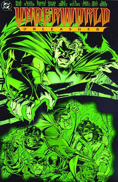 Image: Underworld Unleashed SC  - DC Comics