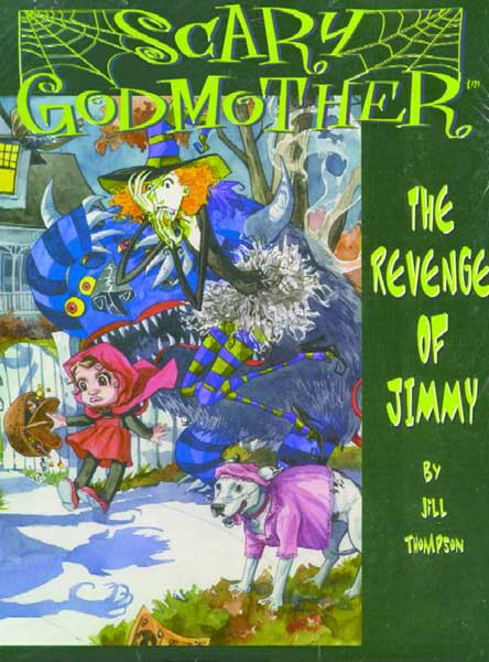 Image: Scary Godmother Vol. 02: The Revenge of Jimmy HC  - Sirius Entertainment
