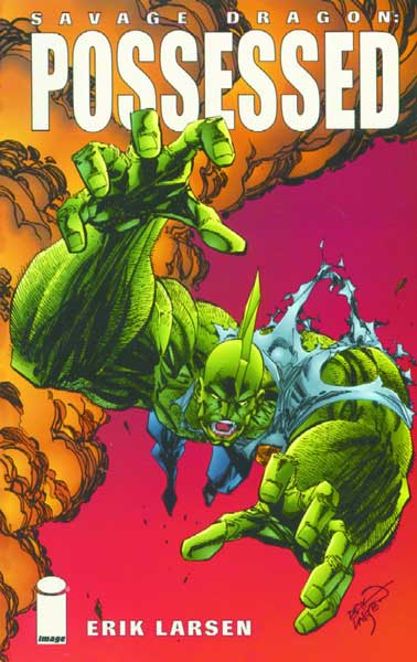 Image: Savage Dragon Vol. 04: Possessed SC  - Image Comics