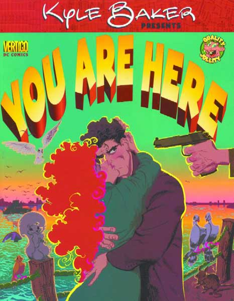 Image: You Are Here SC  - DC Comics