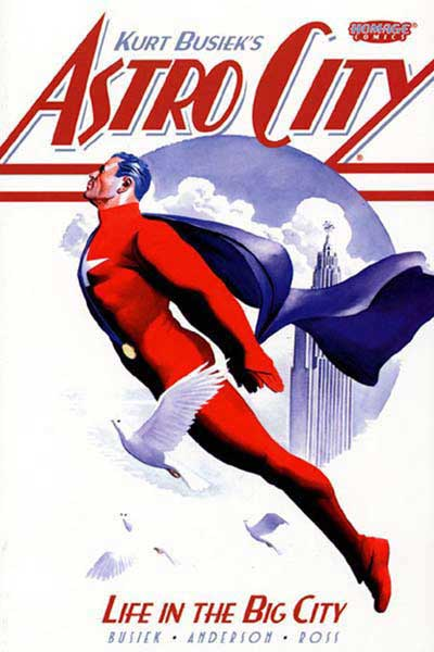 Image: Astro City: Life in the Big City SC  - DC Comics
