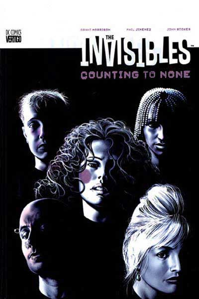 Image: Invisibles Vol. 05: Counting to None SC  - DC Comics