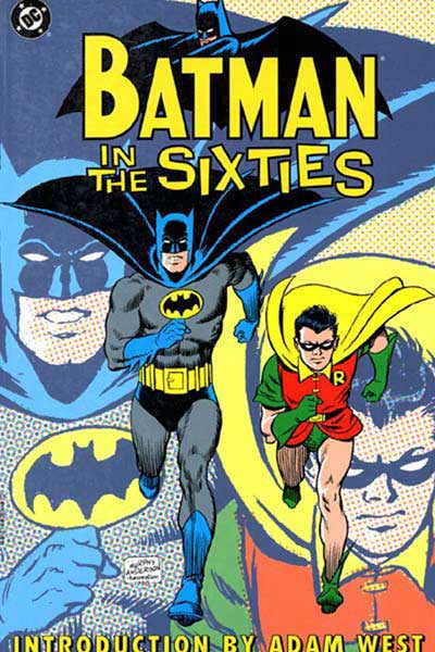 Image: Batman in the Sixties SC  - DC Comics
