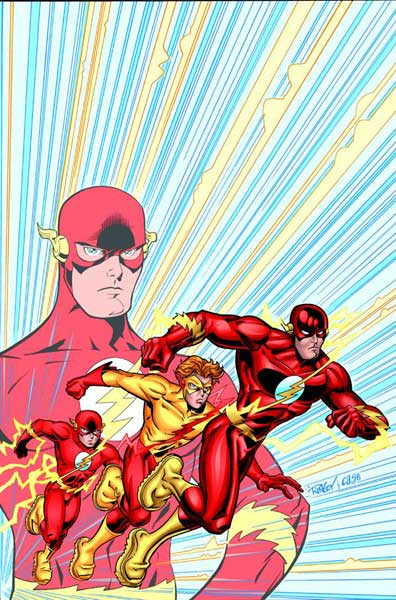 Image: Flash: Born to Run SC  - DC Comics