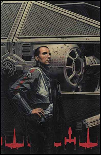 Image: Star Wars X-Wing Rogue Squadron: In the Empire's Service SC  - Dark Horse Comics