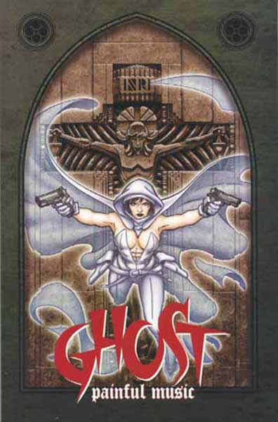 Image: Ghost: Painful Music SC  - Dark Horse Comics
