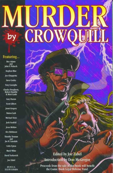 Image: Murder by Crowquill SC  -