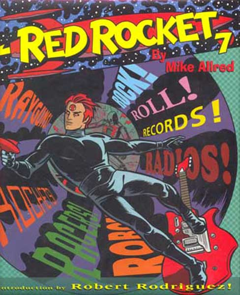 Image: Red Rocket 7 Limited Edition Hardcover & CD  - Dark Horse Comics