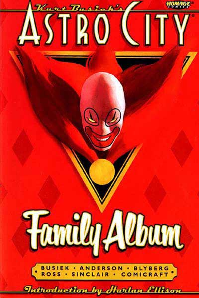 Image: Astro City: Family Album HC  - DC Comics