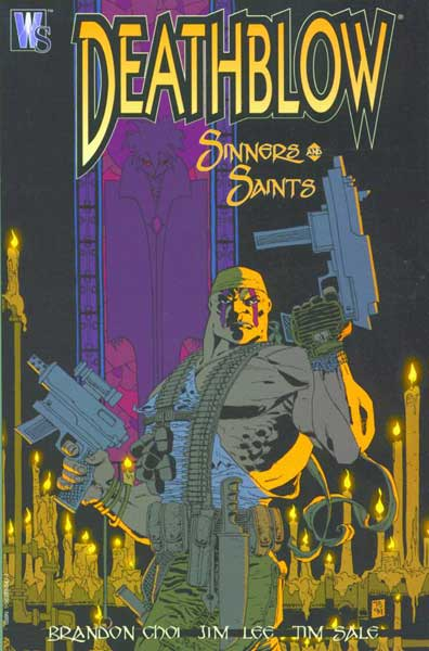Image: Deathblow: Sinners and Saints SC  - DC Comics