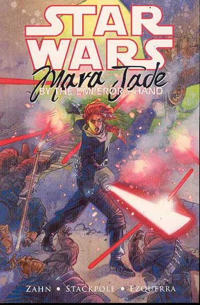 Image: Star Wars: Mara Jade - By the Emperor's Hand SC  - Dark Horse Comics