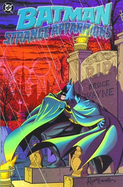 Image: Batman: Strange Apparitions SC  - DC Comics