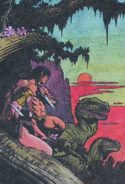 Image: Edgar Rice Burroughs Tarzan: Tarzan the Untamed SC  - Dark Horse Comics