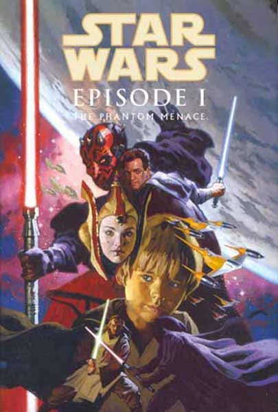 Image: Star Wars Episode I: The Phantom Menace  (ltd. ed. hc) - Dark Horse Comics