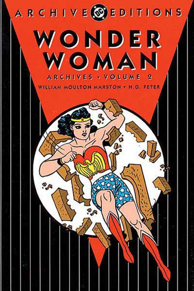 Image: Wonder Woman Archives Vol. 02 HC  - DC Comics