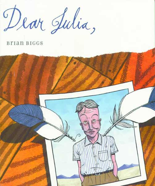 Image: Dear Julia SC  - Top Shelf Productions
