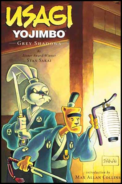Image: Usagi Yojimbo Vol. 13: Grey Shadows SC  - Dark Horse Comics