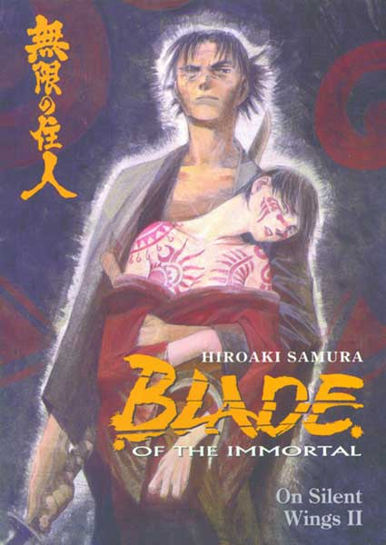 Image: Blade of the Immortal Vol. 05: On Silent Wings II SC  - Dark Horse Comics