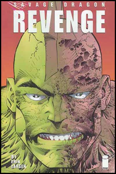Image: Savage Dragon Vol. 05: Revenge HC  - Image Comics