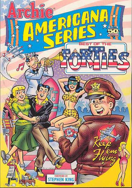 Image: Archie Americana Series: Best of the 40's SC  - Archie Comic Publications