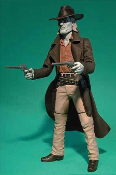 Image: DC Action Figure - Preacher: Saint of Killers  -