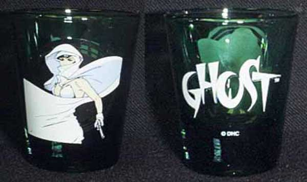 Image: Ghost Shot Glass: Jade  -