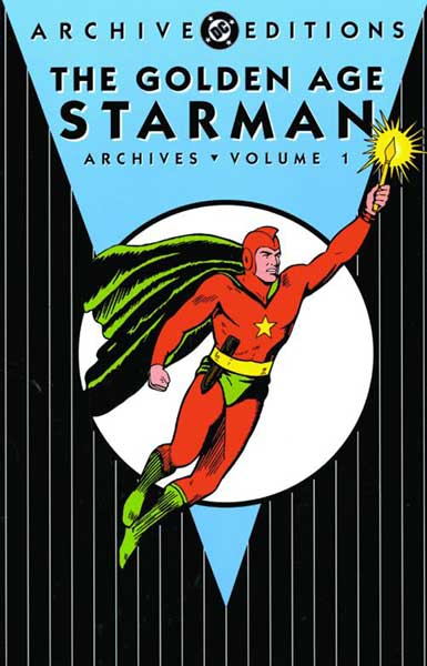 Image: Golden Age Starman Archives Vol. 01 HC  - DC Comics