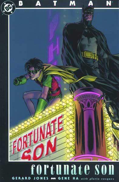 Image: Batman: Fortunate Son SC  - DC Comics