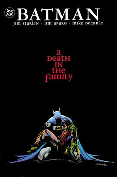 Image: Batman: A Death in the Family SC  - DC Comics