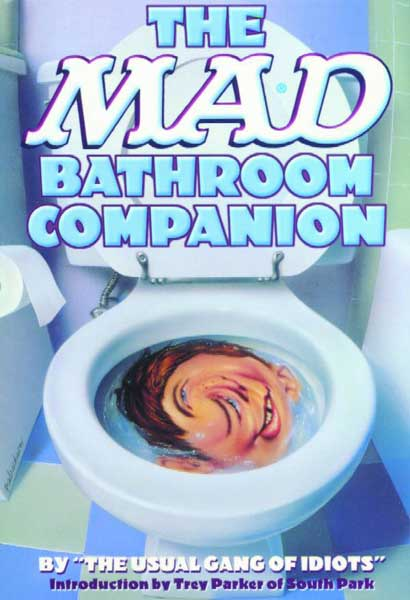 Image: Mad Bathroom Companion Vol. 01 SC  - DC Comics
