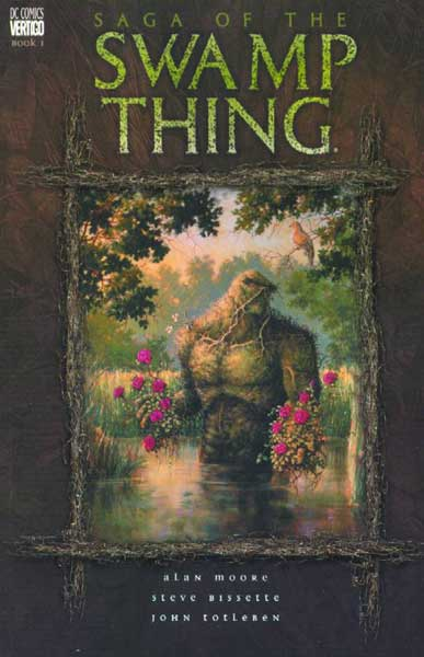 Image: Swamp Thing: Saga of the Swamp Thing SC  - DC Comics