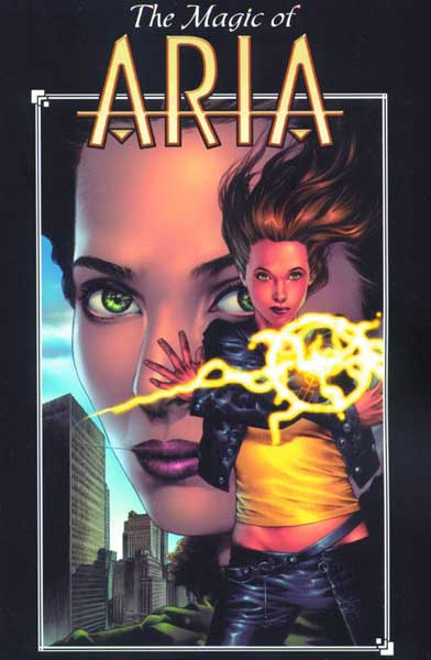 Image: Aria Vol. 01: The Magic of Aria SC  - Image Comics