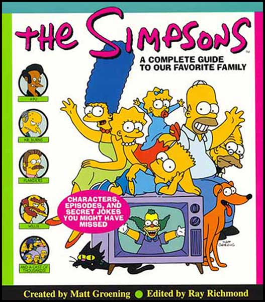 Image: Simpsons: A Complete Guide to Your Favorite Family SC  -