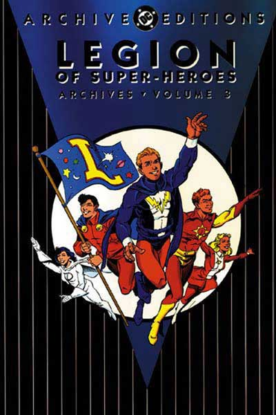 Image: Legion of Super-Heroes Archives Vol. 03 HC  - DC Comics