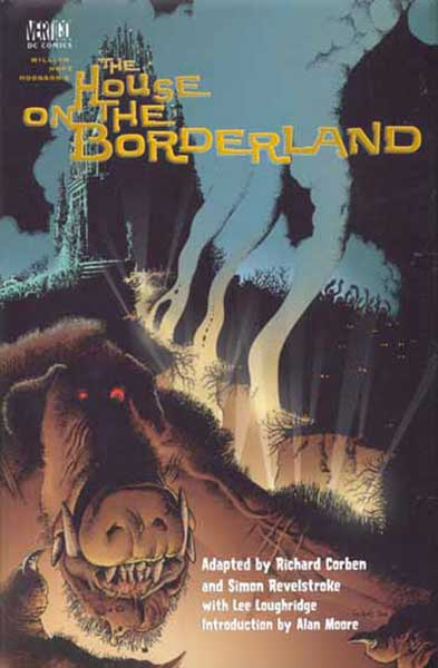 Image: House on the Borderland HC  - DC Comics