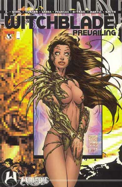 Image: Witchblade Vol. 4: Prevailing - Deluxe SC  - Image Comics