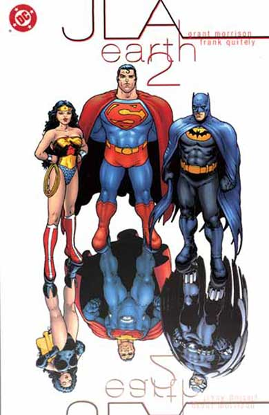 Image: JLA: Earth 2 SC  - DC Comics