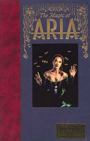 Image: Aria Vol. 01: The Magic of Aria  (ltd ed hc) - Image Comics