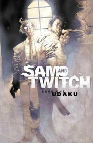 Image: Sam & Twitch Vol. 01: Udaku SC  - Image Comics