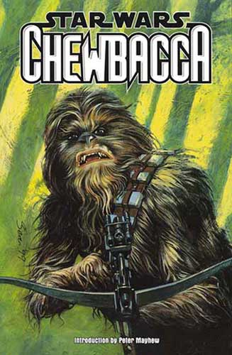 Image: Star Wars: Chewbacca SC  - Dark Horse Comics